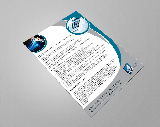 Panfleto GC Consultoria