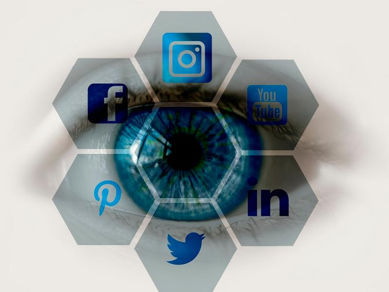 Posts e capas para Redes Sociais